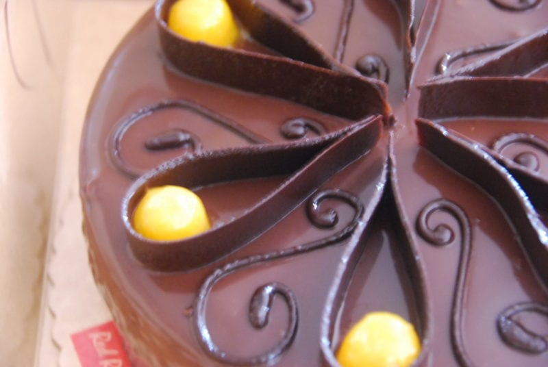 Chocolate Mango Mousse By Red Ribbon Mommy Pehpot