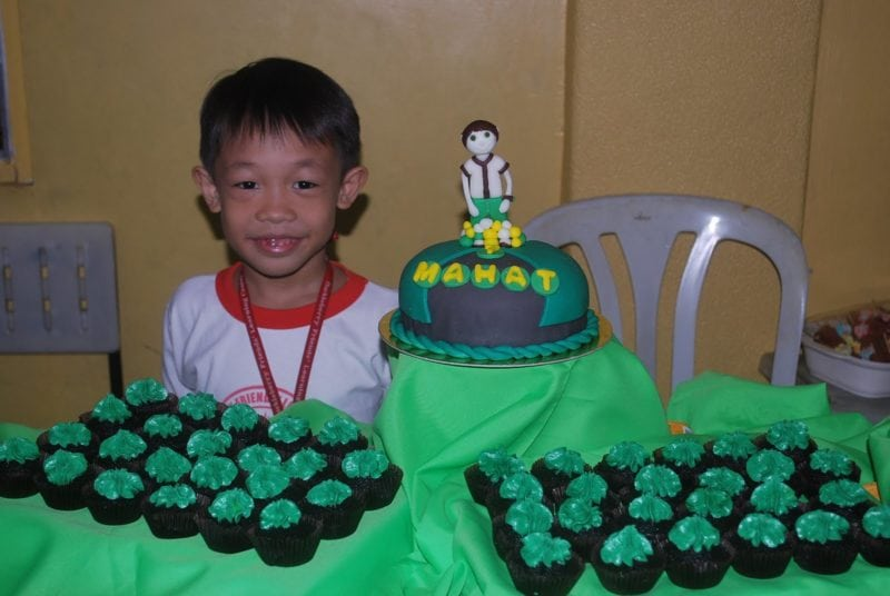 Cake Design For 7th Birthday Boy : How To Make 7th Birthday A Blast On A Tight Budget - Mommy ...