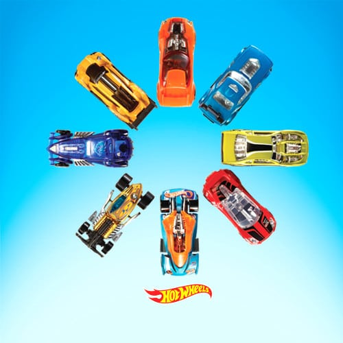 HW Diecast Cars