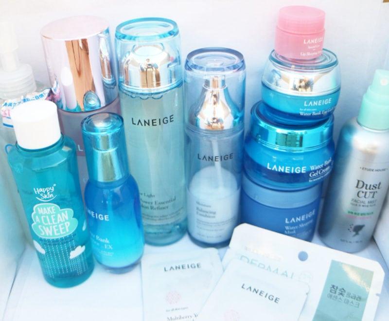 korean skin care complete routine