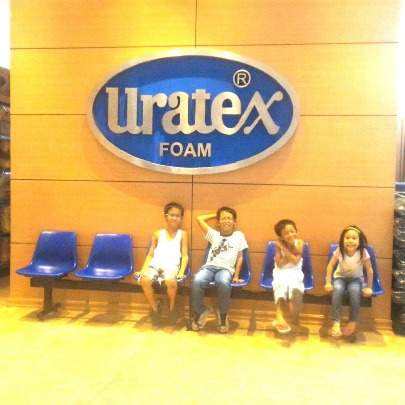 Buy Uratex Foam Custom Cut Online Mommy Pehpot